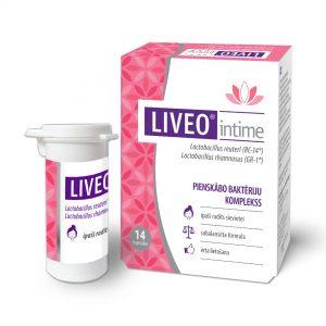 Liveo Intime sievietes intīmā veselība