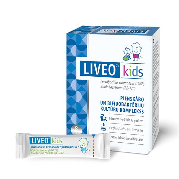 Labās probiotiskās baktērijas bērniem