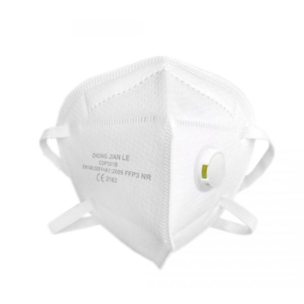 Respirators ar vārstu FFP3