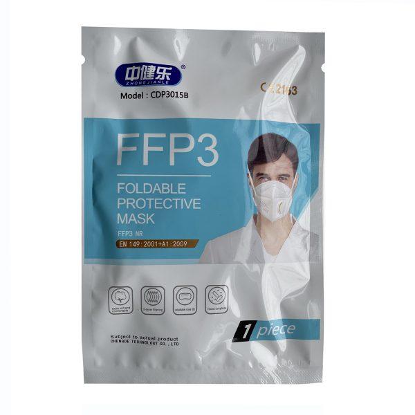 Sejas maska FFP3 ar filtru