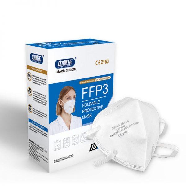 Sejas maska FFP3